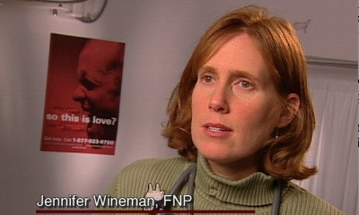 Jennifer Wineman, FNP