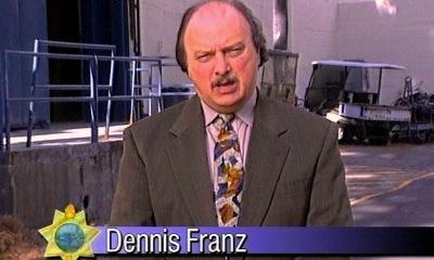Actor Dennis Franz